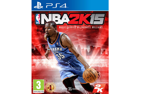 NBA 2K15 - PS4 Game | Public