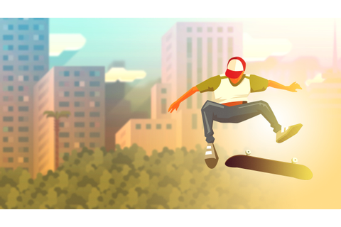 "Roll7 ""Considering"" Bringing Both OlliOlli Games To Switch ..."