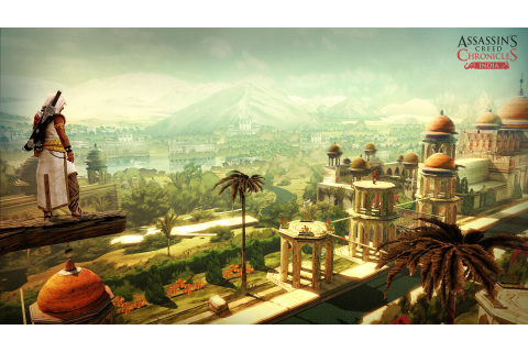 Assassin's Creed Chronicles India 1 GB HighlyCompressed PC ...