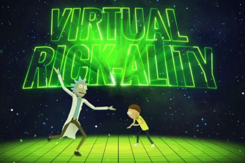 Adult Swim launches 'Rick and Morty' virtual reality game ...