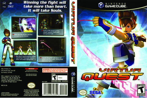 G8FE8P - Virtua Quest