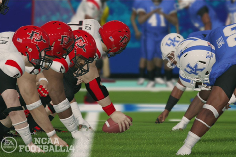 Players are finally getting paid for old 'NCAA Football ...