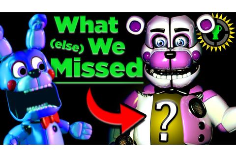 Game Theory: FNAF, The Answer was RIGHT IN FRONT OF US ...
