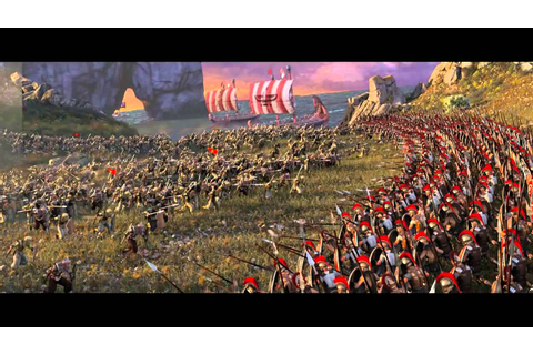 Sparta War of Empires - Moment of Glory Cinematic - Best ...