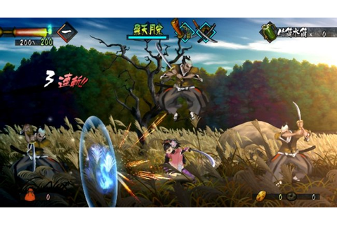 Muramasa: The Demon Blade - WII - Review