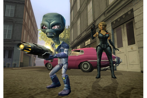 Destroy All Humans! 2 | GamesRadar+