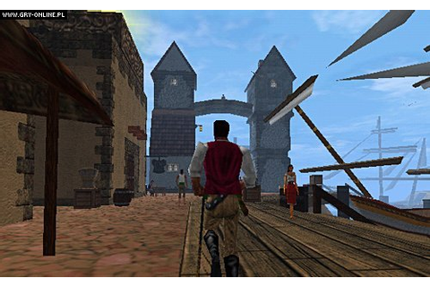 The Elder Scrolls Adventures: Redguard - screenshots ...