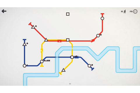 Mini Metro v06.01.2020 torrent download