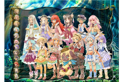 Rune Factory 3: A Fantasy Harvest Moon - Download Free ...