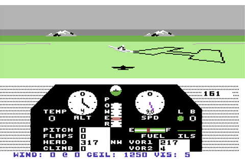 Solo Flight - Commodore 64 Game / C64 Games, C64 reviews ...
