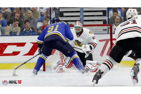 NHL 18 sur ActuGaming.net