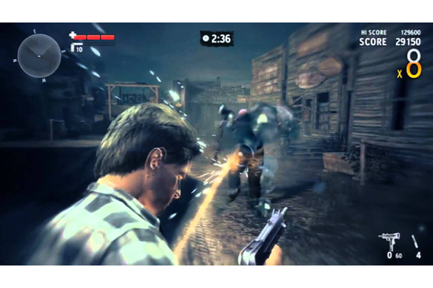 Alan Wake's American Nightmare Gameplay Clip - Fight Till ...