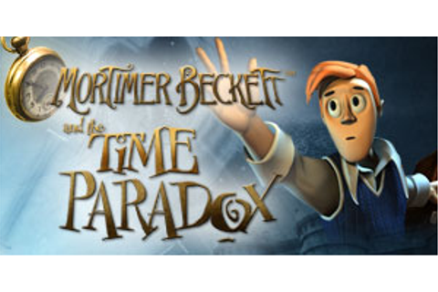 Mortimer Beckett and the Time Paradox | GameHouse