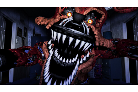 20/20/20/20 COMPLETE | Five Nights at Freddy's 4 - Part 8 ...