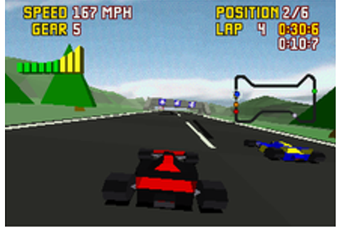 Checkered Flag (1994 video game) - Wikipedia