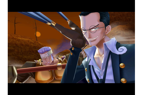 Test One Piece Unlimited Cruise 1 : Le Trésor sous les ...