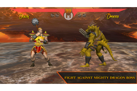 Terra Fighter 2- Fighting Game - Android Apps on Google Play
