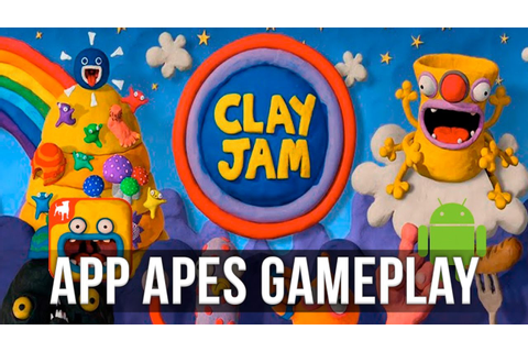 Clay Jam (HD Gameplay) Android / iOS - YouTube