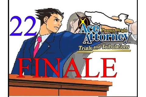 Phoenix Wright: Ace Attorney - Trials and Tribulations ...