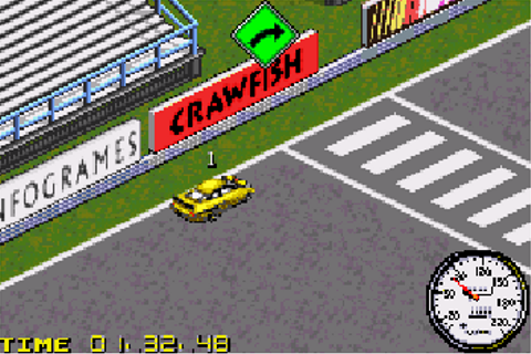Symbian Games: NASCAR: Heat 2002