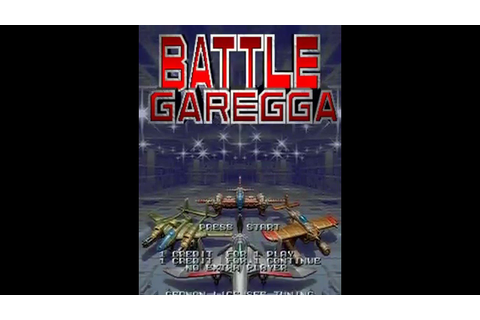 Arcade Longplay #42: Battle Garegga - YouTube