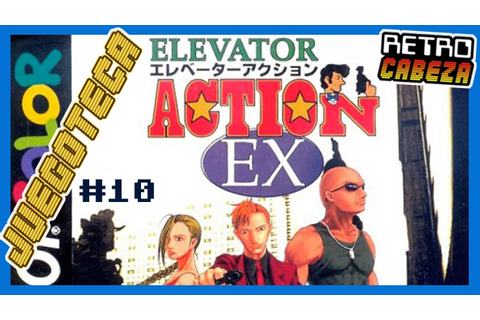 ELEVATOR ACTION EX para Game Boy Color - Juegoteca 10 ...