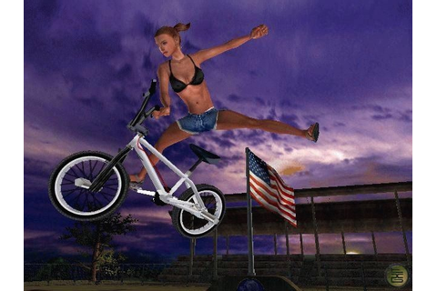 BMX XXX (2002) by Z-Axis PS2 game