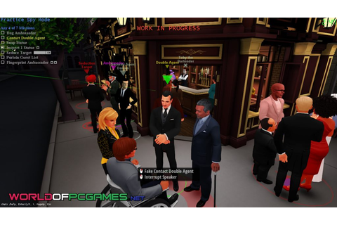 SpyParty Download Free - Free Games To Download