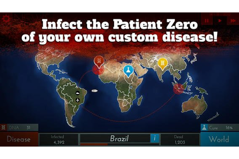 Infection Cheats: Tips & Guide for Global Destruction ...