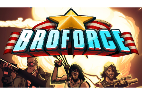 BROFORCE (PC, Mac, Linux) - Thoughts & Impressions - YouTube