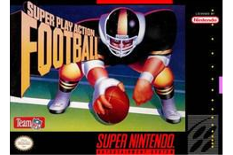 Super Play Action Football Prices Super Nintendo | Compare ...