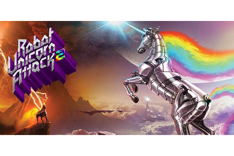 Robot Unicorn Attack 2 » Android Games 365 - Free Android ...