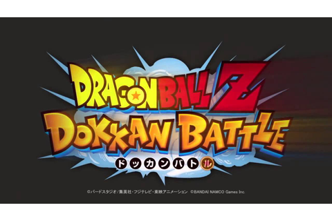 Dragon Ball Z: Dokkan Battle Now Available On The App ...