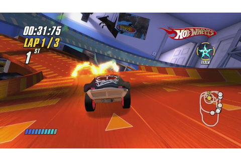 [Xbox 360] Hot Wheels: Beat That! - Inferno: Bedroom ...