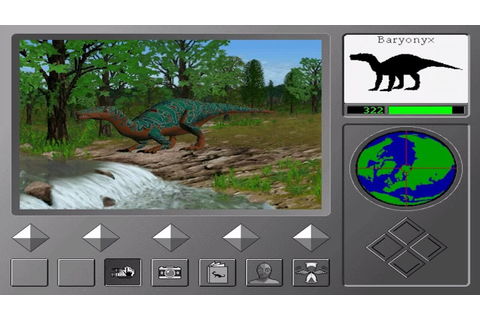 Download Dinosaur Safari (Windows) - My Abandonware