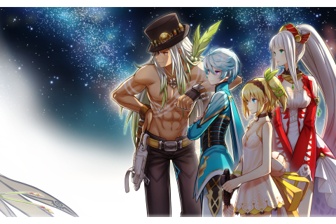Tales of Zestiria Wallpapers ·① WallpaperTag