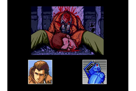 Snatcher Review | Gaming History 101