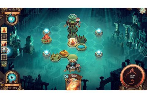 Card-based strategy game Faeria will go free to play in ...