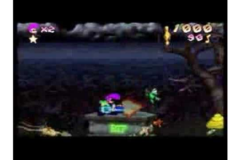 Johnny Bazookatone (3DO) - YouTube