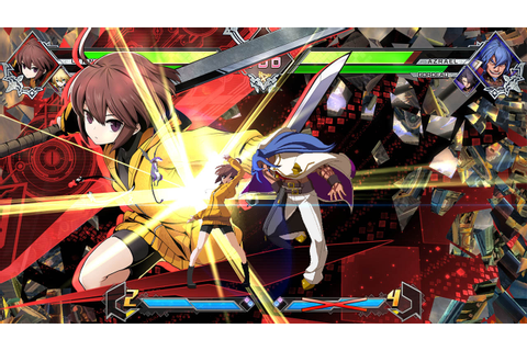 BlazBlue: Cross Tag Battle (PS4 / PlayStation 4) Game ...