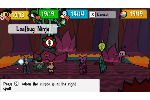Bug Fables: The Everlasting Sapling on Steam