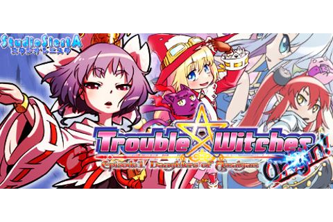 Trouble Witches Origin - Episode1 Daughters of Amalgam ...