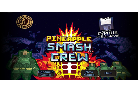 Pineapple Smash Crew Review | Invision Game Community