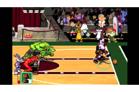 Space Jam Playstation 1 HD - YouTube
