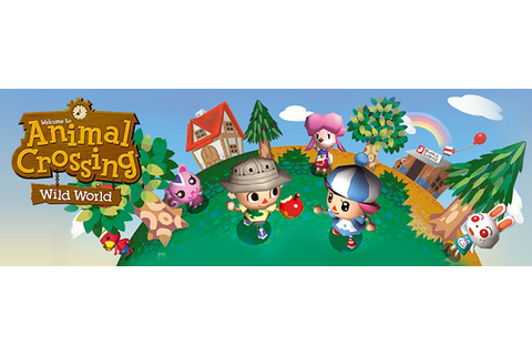 [Europe] Animal Crossing: Wild World (NDS) - Wii U Virtual ...