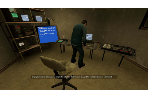 The Stanley Parable: HD Remix Review, Gameplay and Storyline