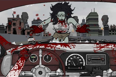 Zombie Games, best flash games about zombies » Road of the ...