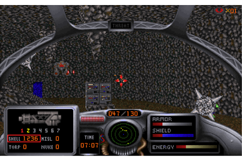 Radix: Beyond the Void Screenshots for DOS - MobyGames