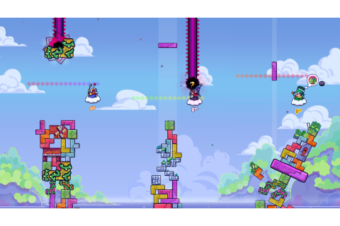 "The ""Oscenely Addictive"" PS4 Game Is Tricky Towers by ..."