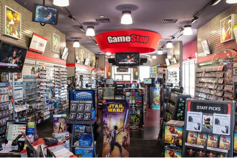 E3 was filled with new things for GameStop to sell to ...